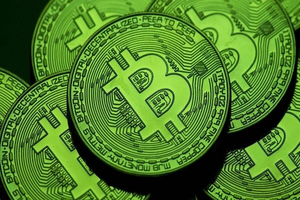 Cryptocurrency Green